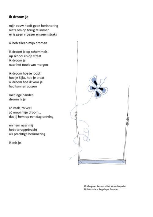 Iets Nieuws Gedichten – Liefde geef je door – Zilveren Sleutels @XP89