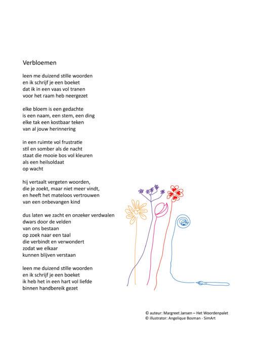 Iets Nieuws Gedichten – Liefde geef je door – Zilveren Sleutels &AY35